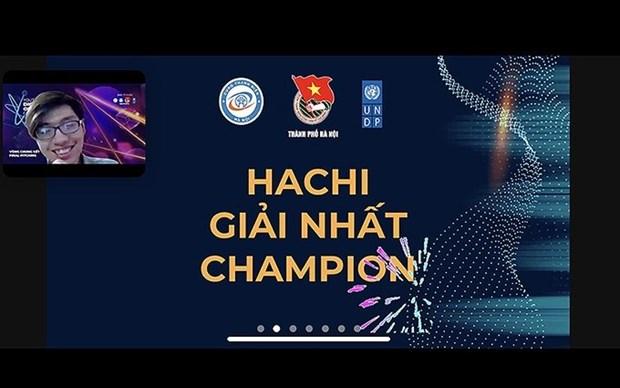 """Concluye en Vietnam concurso """"Reto al ciudadano digital juvenil"""" hinh anh 1"""