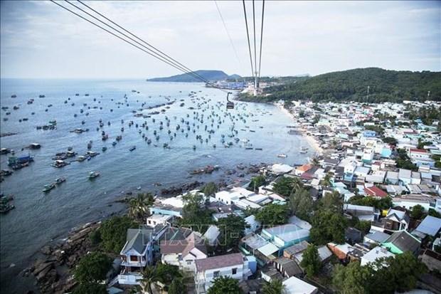 Vietnam planea construir centros de turismo maritimo de clase mundial hinh anh 1