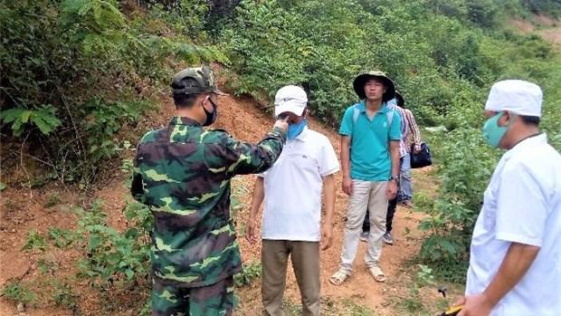 Vietnam repatria a ciudadano chino requerido por la justicia que entro ilegalmente al pais hinh anh 1