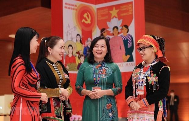 Hanoi promueve participacion de mujeres en puestos de direccion hinh anh 1
