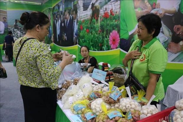 Hanoi por acercar especialidades locales a consumidores hinh anh 1