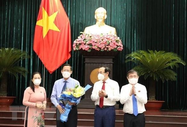Premier aprueba la eleccion del presidente del Comite Popular de Ciudad Ho Chi Minh hinh anh 1