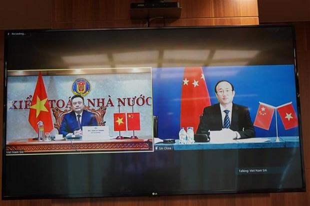 Agilizan Vietnam y China cooperacion en auditoria hinh anh 2