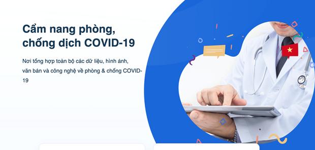 Lanzan en Vietnam manual electronico de prevencion del COVID-19 hinh anh 1