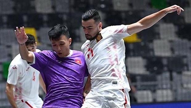 Vietnam participa en torneo de futbol sala en Espana hinh anh 1