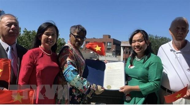 Continuan celebraciones por Dia Nacional de Vietnam en el exterior hinh anh 1