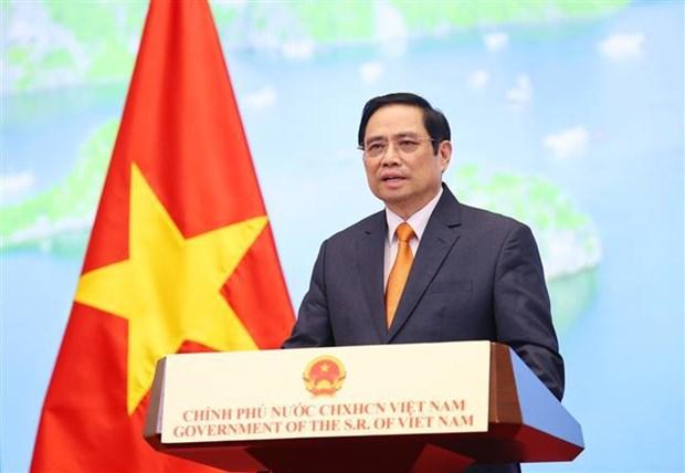 Asevera Vietnam disposicion de impulsar economia digital en region y mundo hinh anh 1