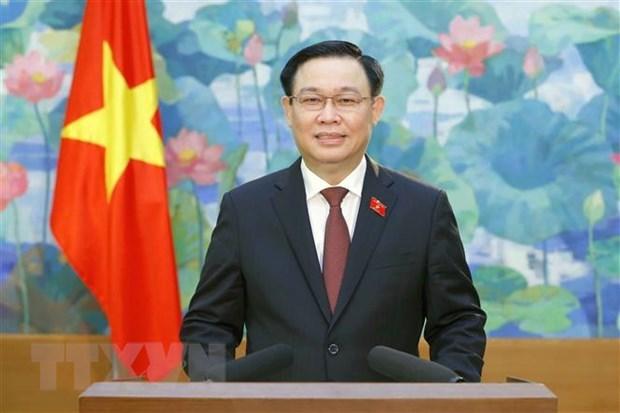 Visita del presidente del Parlamento vietnamita a Austria profundizara relaciones bilaterales hinh anh 1