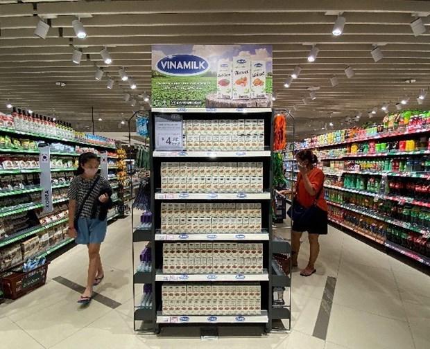 Empresa lactea lider de Vietnam se expande al mercado filipino hinh anh 1