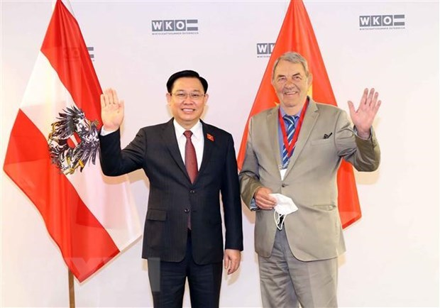 Celebran Foro Empresarial Vietnam - Austria hinh anh 1