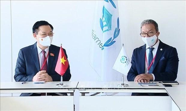 Vietnam presenta propuestas para renovar actividades de la UIP hinh anh 1
