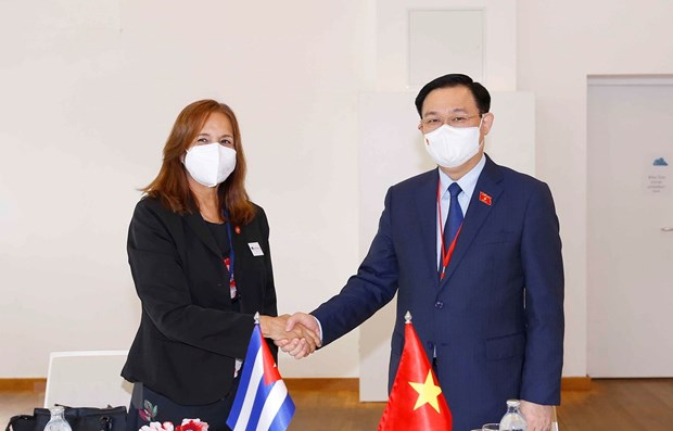 Vietnam agradece voluntad de Cuba de cooperar en transferencia de tecnologia de produccion de vacunas hinh anh 1