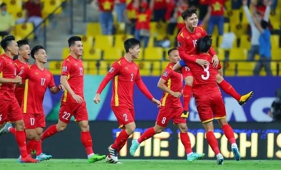 Seleccion vietnamita de futbol por buen resultado ante Australia en eliminatorias mundialistas hinh anh 1