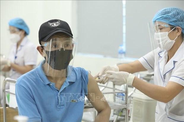 Hanoi se esfuerza por controlar situacion epidemica antes del 15 de septiembre hinh anh 2
