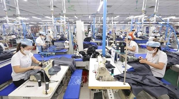 Industrias textil y de calzado de Vietnam tienen dificultades para recuperarse a corto plazo por el COVID-19 hinh anh 1