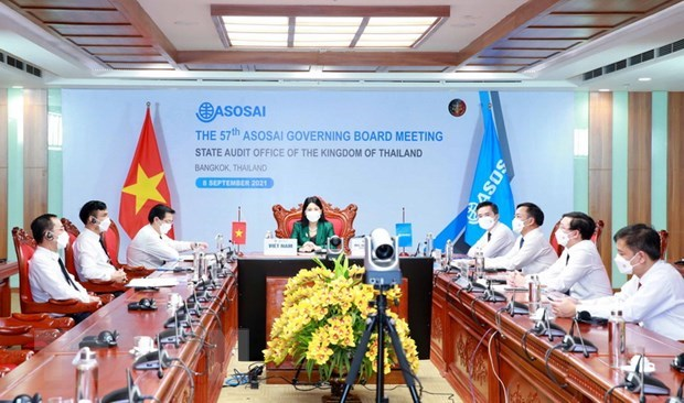 Auditoria vietnamita trabaja por el cumplimiento de los objetivos de desarrollo sostenible hinh anh 1