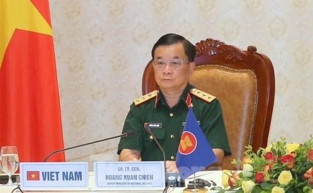 Efectuan reunion de viceministros de Defensa ASEAN-Corea del Sur hinh anh 1