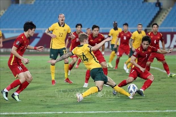 Eliminatorias mundialistas: El partido contra Vietnam no fue facil, segun medios australianos hinh anh 1