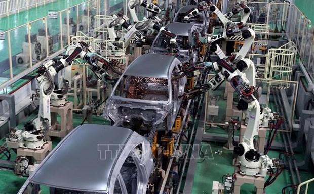 Vietnam sigue siendo un eslabon importante en la cadena de suministro global hinh anh 1