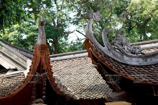 Exploran rasgos antiguos de Hanoi en la aldea de Dong Ngac hinh anh 4