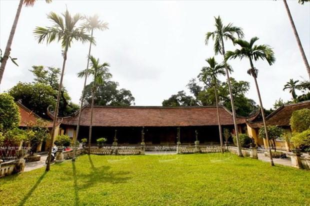 Exploran rasgos antiguos de Hanoi en la aldea de Dong Ngac hinh anh 2