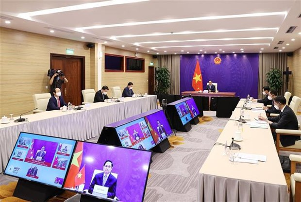 Ningun pais esta a salvo mientras otros luchan contra COVID-19, afirma premier vietnamita hinh anh 2