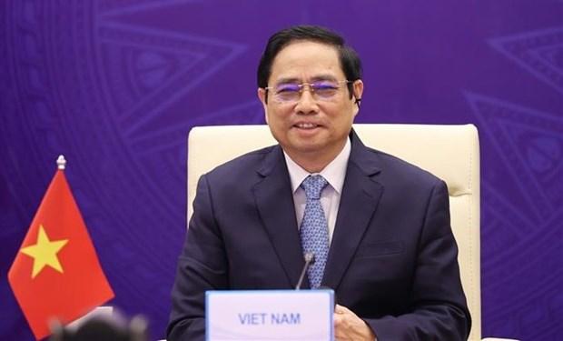 Ningun pais esta a salvo mientras otros luchan contra COVID-19, afirma premier vietnamita hinh anh 1