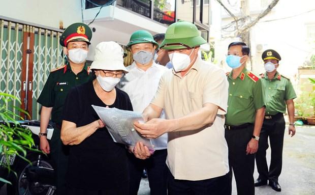 Hanoi implementa