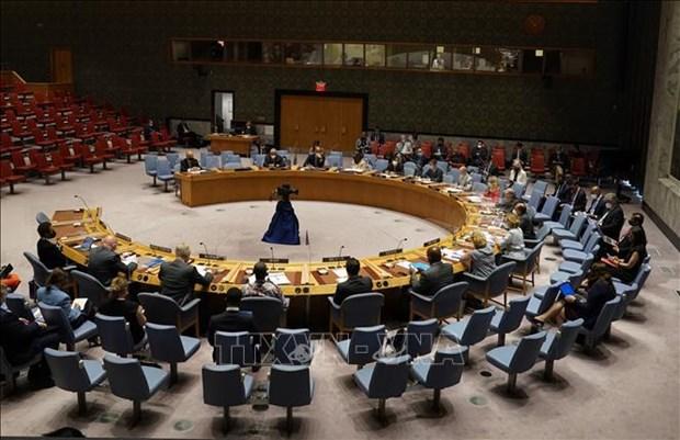 Vietnam exhorta a respetar el derecho internacional humanitario en Afganistan hinh anh 1