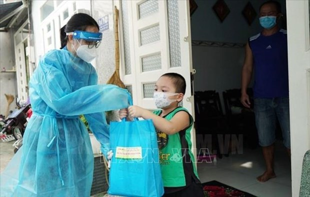 Vietnam brinda apoyo a ninos en desventaja debido al COVID-19 hinh anh 1