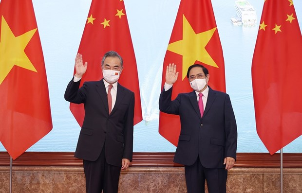 Vietnam considera importantes sus nexos con China hinh anh 1