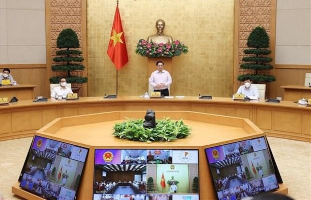 Exigen combatir contra corrupcion en lucha contra el COVID-19 en Vietnam hinh anh 1
