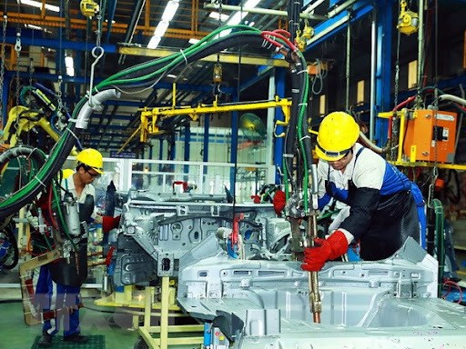 Recomiendan a industria de apoyo de Vietnam adoptar planes para mejorar produccion hinh anh 1