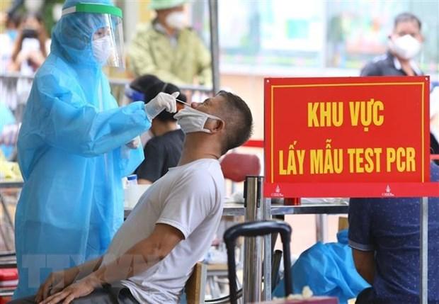 Vietnam confirma mas de 10 mil nuevos casos del coronavirus hinh anh 1
