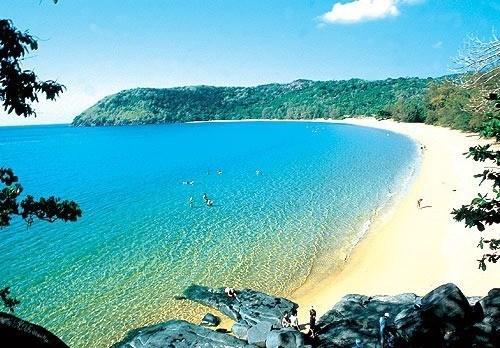 Provincia surena vietnamita busca atraer a turistas nacionales hinh anh 1