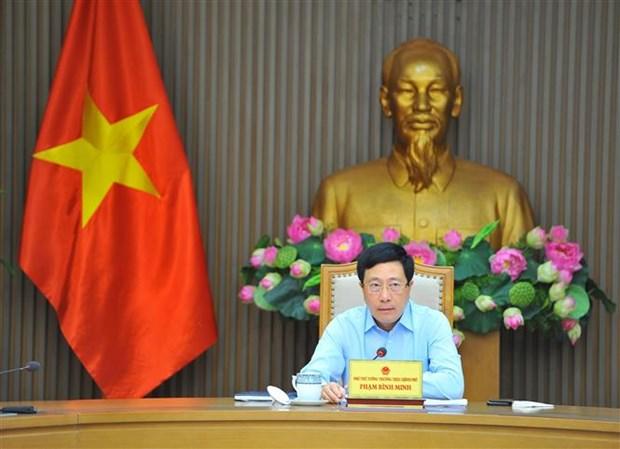 Vietnam busca eliminar obstaculos en implementacion de proyectos de inversion hinh anh 1