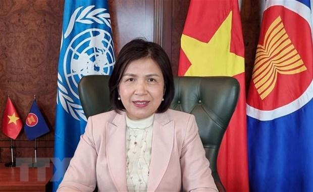 Vietnam participa en 48 periodo de sesiones del Consejo de Derechos Humanos hinh anh 1