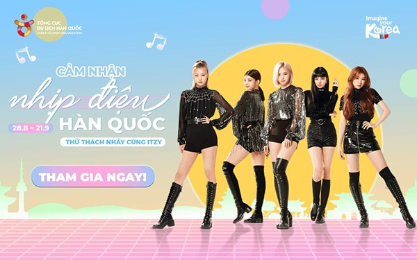Corea del Sur celebra concurso de baile en Vietnam a traves de plataforma TikTok hinh anh 1