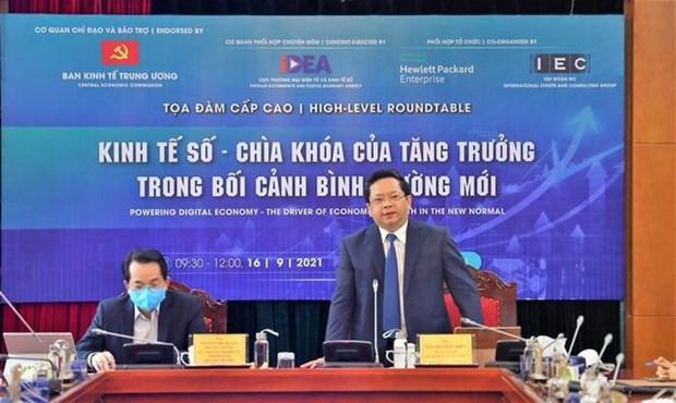Buscan promover economia digital en Vietnam hinh anh 2