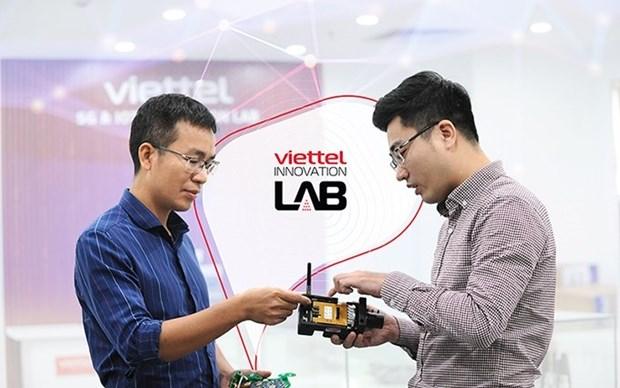 Corporacion vietnamita establece con exito red 5G de supervelocidad hinh anh 1