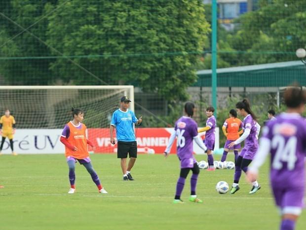 Copa Asiatica Femenina de Futbol: Vietnam tendra solo dos rivales en el grupo B hinh anh 1
