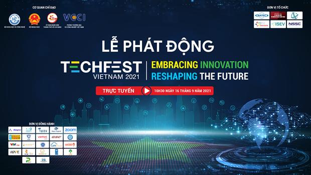 Techfest Vietnam busca impulsar innovacion para la recuperacion economica hinh anh 1