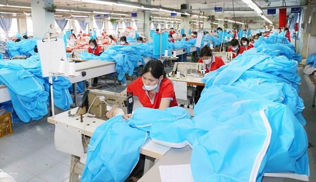 Comunidad empresarial de Vietnam propone medidas para recuperar produccion hinh anh 1