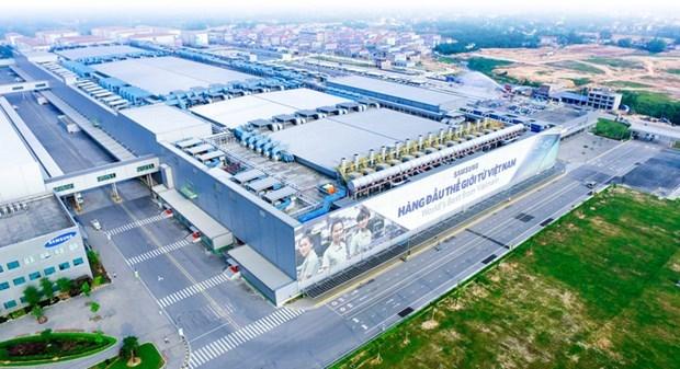 Samsung ampliara la capacidad de produccion de dispositivos plegables en Vietnam hinh anh 1