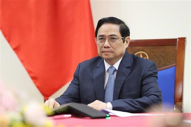 Vietnam aspirar a profundizar relaciones de cercania y confianza con Austria hinh anh 1