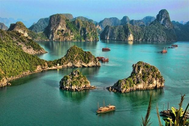 Bahia de Ha Long nominada como la principal atraccion turistica de Asia hinh anh 1