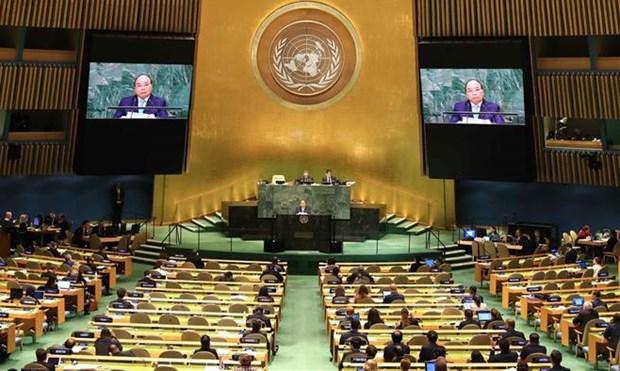 Vietnam concede importancia a los nexos con la ONU hinh anh 1