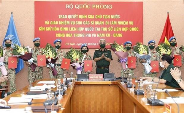Vietnam concede importancia a los nexos con la ONU hinh anh 2