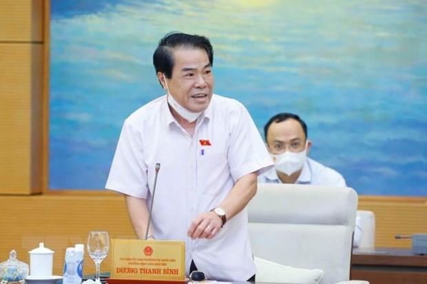 Analiza Parlamento vietnamita solucion de sugerencias de ciudadanos hinh anh 1