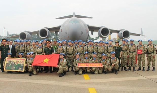 Vietnam dispuesto a unirse a operaciones de paz de la ONU hinh anh 2